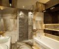 后现代室内家居卫生间装修效果图
