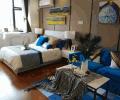 全屋精装单身公寓装修效果图