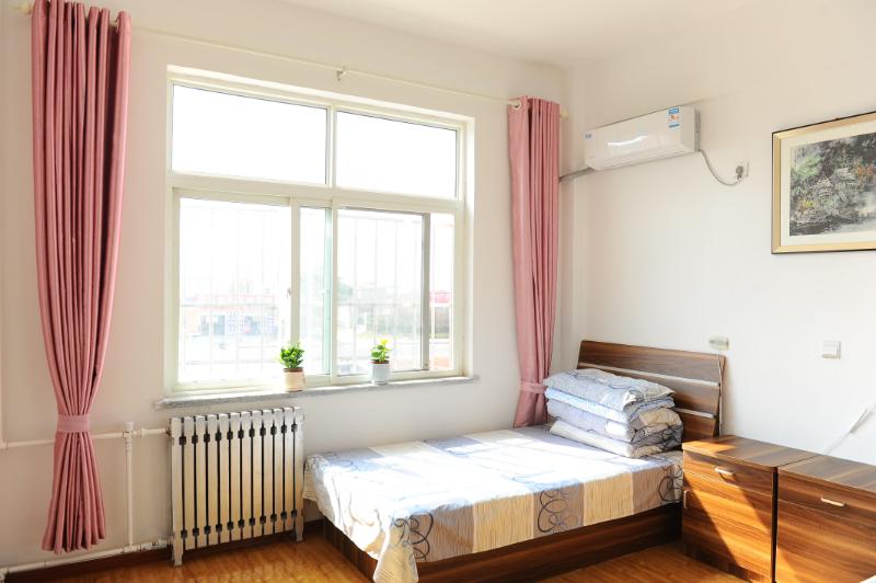 舒适的老年公寓卧室装修效果图
