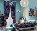 星空装饰创意儿童房装修效果图