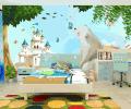 童话森林儿童房装修效果图