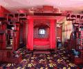 传统中式婚礼婚房装修效果图