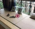 客厅阳台榻榻米装修效果图